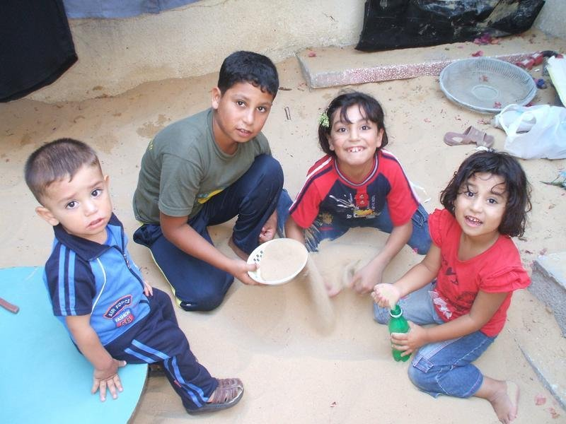 Rachel Corrie Rebuilding Campaign, Gaza 2nd Home