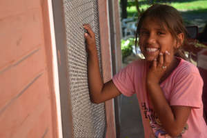 Girl from Remansito, Paraguay