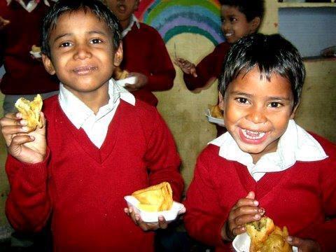 Bring Winter Warmth to street children in India