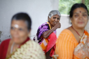 Neglected Elderly Persons living in Oldage Home