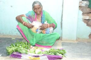 helping monthly groceries sponsorship for elder