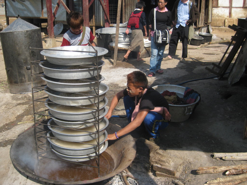 Improved Cook Stoves for Burma