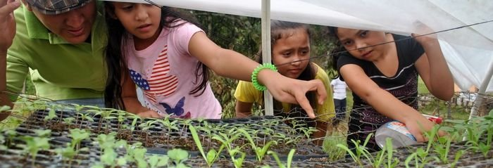 Quality Learning for 120 Salvadoran Youth