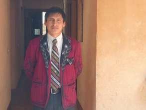 Manuel Laynez Anay, President General, ASO-Ixil