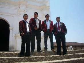 ASO-Ixil Board Members