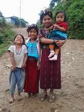 An Ixil family