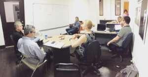 Esperanza's SAP Consultants: Day 1