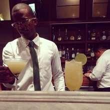 Josue: A star bartender in the making