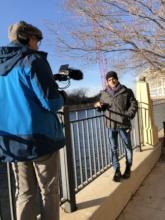 Interviewing Imran