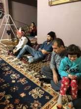 3 Generations filming a Yazidi family