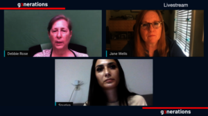 Livestream about the Yazidi genocide