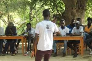 Peer educators camp