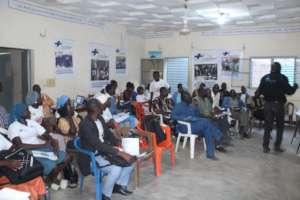 Training of local comittee