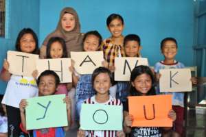 2016 Thank You from Students