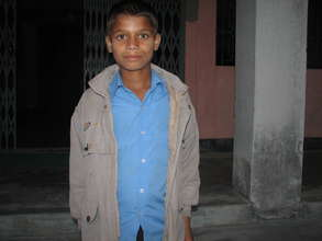 Kamal, age 12