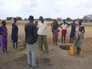 Hygiene Training in Bookanyara Village