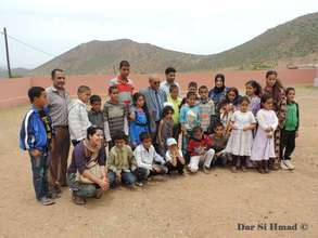 Picture with Water School Participants