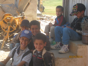 Children who will be joining our water-school