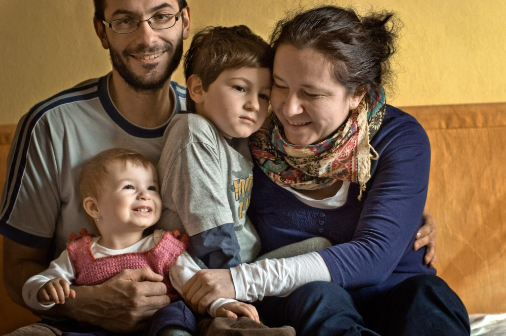Navrat: Lets find every child in Slovakia a family