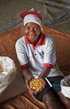 Ruth Grey, Liberia, April 2014 Alison Wright