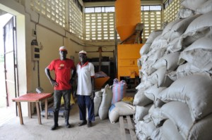 Our Feed Mill in Action