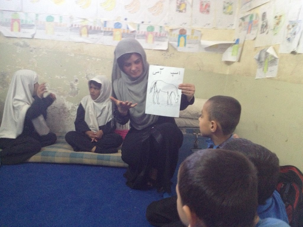 Support Education for all in Kabul