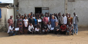 Orphanage Workers Trained in Benin