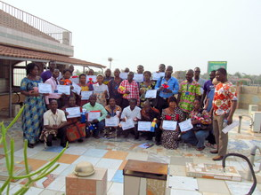 Orphanage Workers Trained in Togo