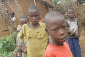 #1. Orphaned children