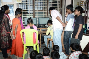 Best Charity in India organizing Computer Skills