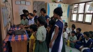 Computer Skills Training for Underprivileged Child