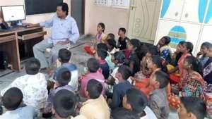Computer Skills training for orphan children india