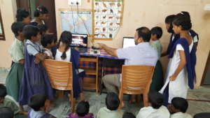 Empowerment of Orphan Children with Computer Skill