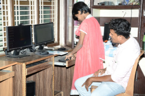 Empowering orphan children with computer skills