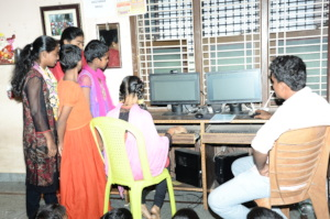 Life skills training in Computers | Donate Online