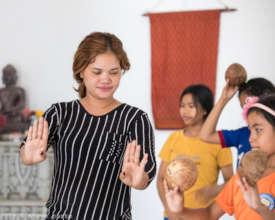 Folk Dance Lesson