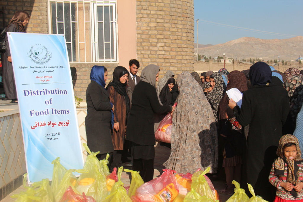 Emergency Aid for Needy Afghans