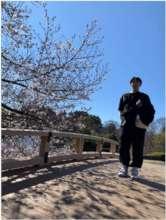 Hospitality student Riku from Iwate
