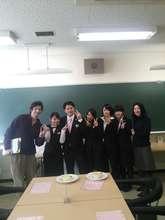 Sendai YMCA College Scholarship Students 01-14