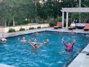 Richmond Pool Party