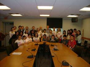 Ishinomaki Exchange students visit State Dept.