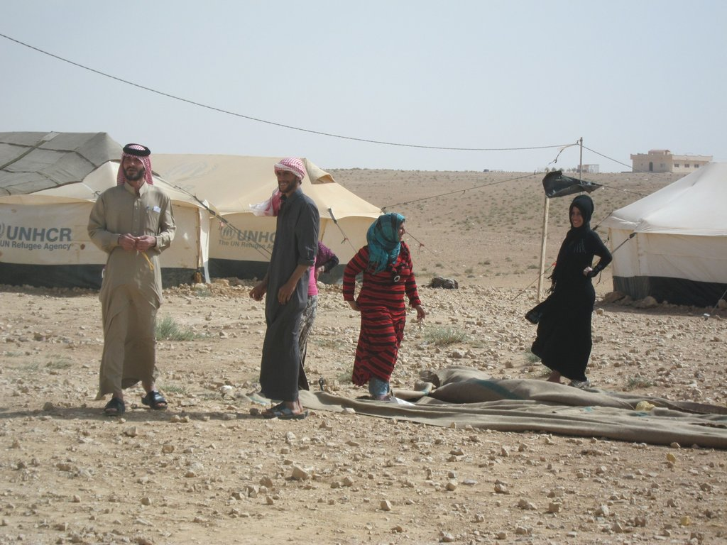 Social Health Care for Healing Syrian Refugees
