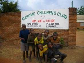 The Lilongwe Drop-in Center