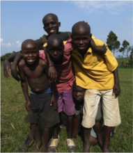 Retrak brings smiles back to kids' faces