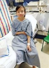 Jan 2019 before Wanxiang's surgery in Boston