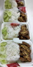 The yummy Lunch box