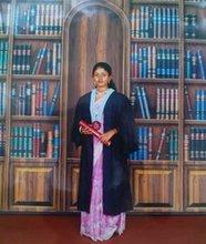 Anusha Graduation Day