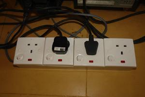 Wire sockets