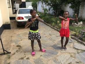 We love dancing