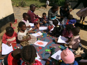 Group activity for young children